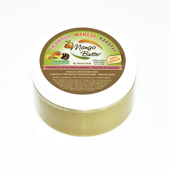 Chantilly Mangue-Karapat, Mango Butterfull, 100ml