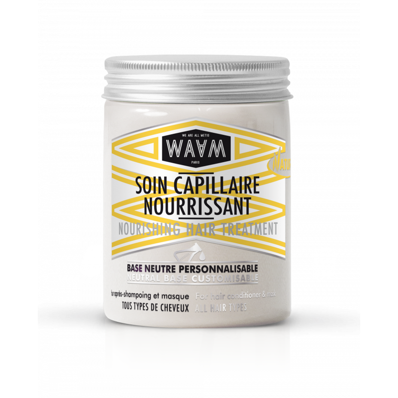 Base soin capillaire nourissant, WAAM, 300ml